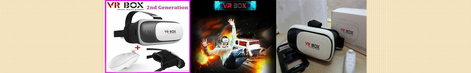 فروش عمده خرید دوربین واقعیت مجازی وی آر باکس vr box قیمت فوق العاده